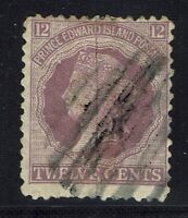 PEI SG# 42, Used, Hinge Remnant  -  Lot 031416