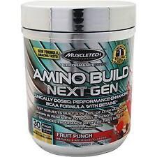 Muscletech Amino Build Next Gen Fruit Punch 279 grams