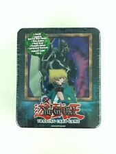 YuGiOh Gearfried Iron Knight Collector Tin Legend Blue Eyes Booster Pack English