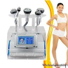USA 5 in 1 Cavitation Vacuum Bipolar RF Laser Fit Slimming Machine Firm Skin SPA