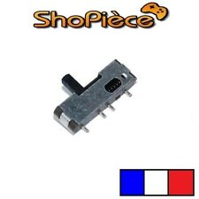 BOUTON INTERRUPTEUR ON/OFF POWER SWITCH NINTENDO DS LITE NEUF EXPEDITION RAPIDE!