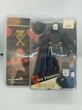 NECA V FOR VENDETTA Reel Toys Removable Hat Six Daggers 7 inch Action Figure New