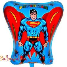 "Superman Balloon 26"" Superhero Avengers Party Birthday Helium"