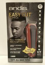 Andis Easy Cut Hair Cutting Clippers 20 PIECE KIT Compare With WAHL *SHIPS TODAY