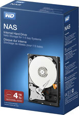 WD - NAS 4TB Internal SATA Hard Drive for Desktops