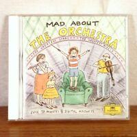 Mad About the Orchestra CD Album 1993 DG Deutsche Grammophon playgraded