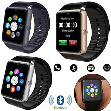 New listing Smart Watch Sport Steps Count Phone Mate Sim Gsm Unlocked Watch For Android