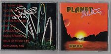 PLANET ALICE - B.W.E.S. CD USA INDIE METAL ROCK