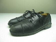 Vintage Nike Air Dri-Fit Tiger Woods Gore Tex 11M Black Leather Upper Golf Shoes