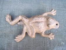 Vintage Frog Door Metal Door Knocker