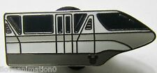 Disney Wdw Hidden Mickey Collection Monorails Silver Pin