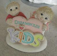 Dreamsicles Figurine Boy and Girl Dreamsicles Kids LOOK