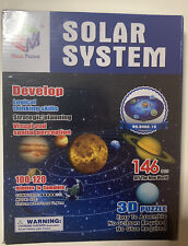 magic puzzle solar system 3d puzzle 146 pcs Model suze 20.5� x 15.5� x 4.5�