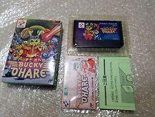 Bucky O'Hare (Nintendo Entertainment System, 1992) Famicom Japanese Version