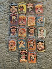 Awesome Lot Of 1986 Topps Chewing Gum Garbage Pail Kids Pins