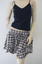 Topshop Short/Mini Casual Checked Skirts for Women