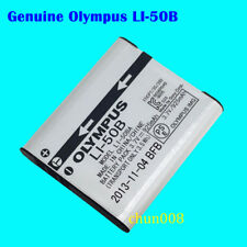 Genuine Olympus Li-50B Battery for Touch u1030 8010 9000 XZ-1 XZ-10 SZ-30 SZ-20