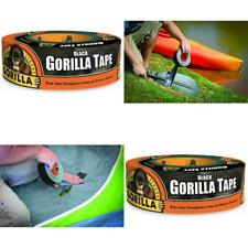 New listing New Tape Black Duct Heavy Duty Adhesive Stronger Double Thick Indoor Outdoor 1.8