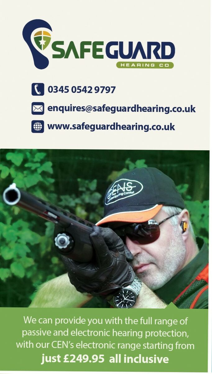 Safeguard Hearing