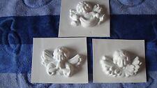 3 hübsche Engel neue Gießformen