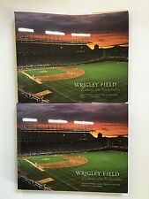 Wrigley Field A Celebration of the Friendly Confines Hardcover W/Jacket