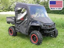 Mahindra XTV 750 1000 Enclosure VINYL WINDSHIELD - DOORS - ROOF - REAR WINDOW