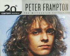 The Best Of PETER FRAMPTON NEW! CD,10 Greatest Hits Tracks, 20th Century Master