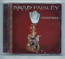 "BRAD PAISLEY - Christmas (Arista 2006) ""Silver Bells"",""Winter Wonderland"""