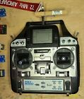 Sanwa Airtronics RD 8000 8 channel R/C Transmitter +5 Berg Receivers Works Great