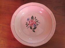 Plat Rond creux en faience de DIGOIN SARREGUEMINES - Old Dish Plate Earthenware
