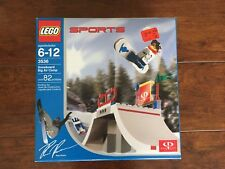 LEGO Snowboard Big Air Competition 3536 new sealed.