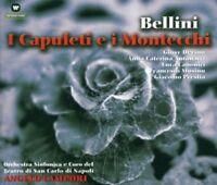 Bellini: I Capuleti E I Montecci - Campori, Devinu, Antonacci, Kanonen, Malu