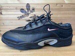 New 1998 Nike Air Zoom Sport TW sz 11.5 Black Red Tiger Woods Golf 183163-011