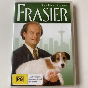Frasier - Complete Season 1 (DVD) Australia Region 4- NEW & SEALED