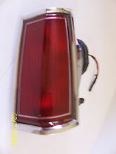 1989 1988 LINCOLN TOWNCAR RIGHT TAILLIGHT USED OEM ORIGINAL FORD PART NUMBER