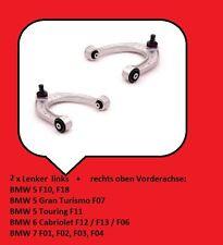 2 x Lenker oben Vorderachse BMW 5 F10, F18 / 5 F07 /  5 F11 / 6 F12 / F13 / 7