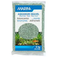 Marina Lime Decorative Aquarium Gravel, 2kg (4.4 lb)