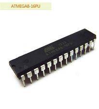 50PCS IC ATMEGA8 ATMEGA8-16PU ATMEL DIP-28 NEW S3