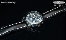 NEW Zeppelin 7678-2 Swiss Made Quartz Movet Stainless Steel Watch - German Made
