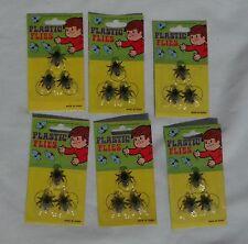 Set of 18 Plastic Flies