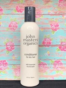 John Masters Organics Conditioner for Dry Hair with Lavender & Avocado 8 oz