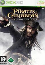 Xbox 360 FLUCH DER KARIBIK 3 AM ENDE DER WELT Pirates of Caribbean Top Zustand