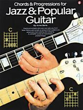 Chords and Progressions for Jazz and Popular Guitar by Berle, Arnie