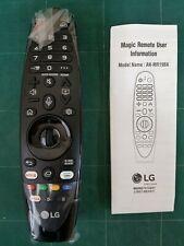 Genuine Original LG AN-MR19BA Magic Remote Control for Select 2019 LG Smart TV
