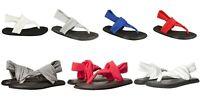 DEV Women's Fashion Yoga-2 Sling Back Flip Flop Gladiator Flat Thong Sandals