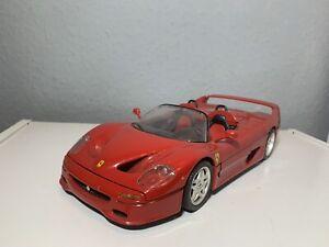Ferrari F50 Bburago 1:18