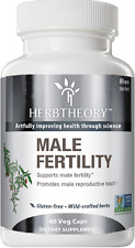 Male Fertility Supplement with Goji Berry by Herbtheory