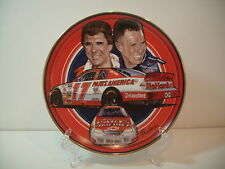 "Nascar Darrell Waltrip ""Reflections of a Champ"" Plate by The Hamilton Collection"