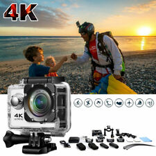 "SJ8000 4K/1080P WiFi Sports DV Waterproof Action Camera Go 2.0"" Camcorders pro"