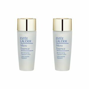 2 x Estee Lauder Micro Essence Skin Activating Treatment Lotion 30ml =60ml